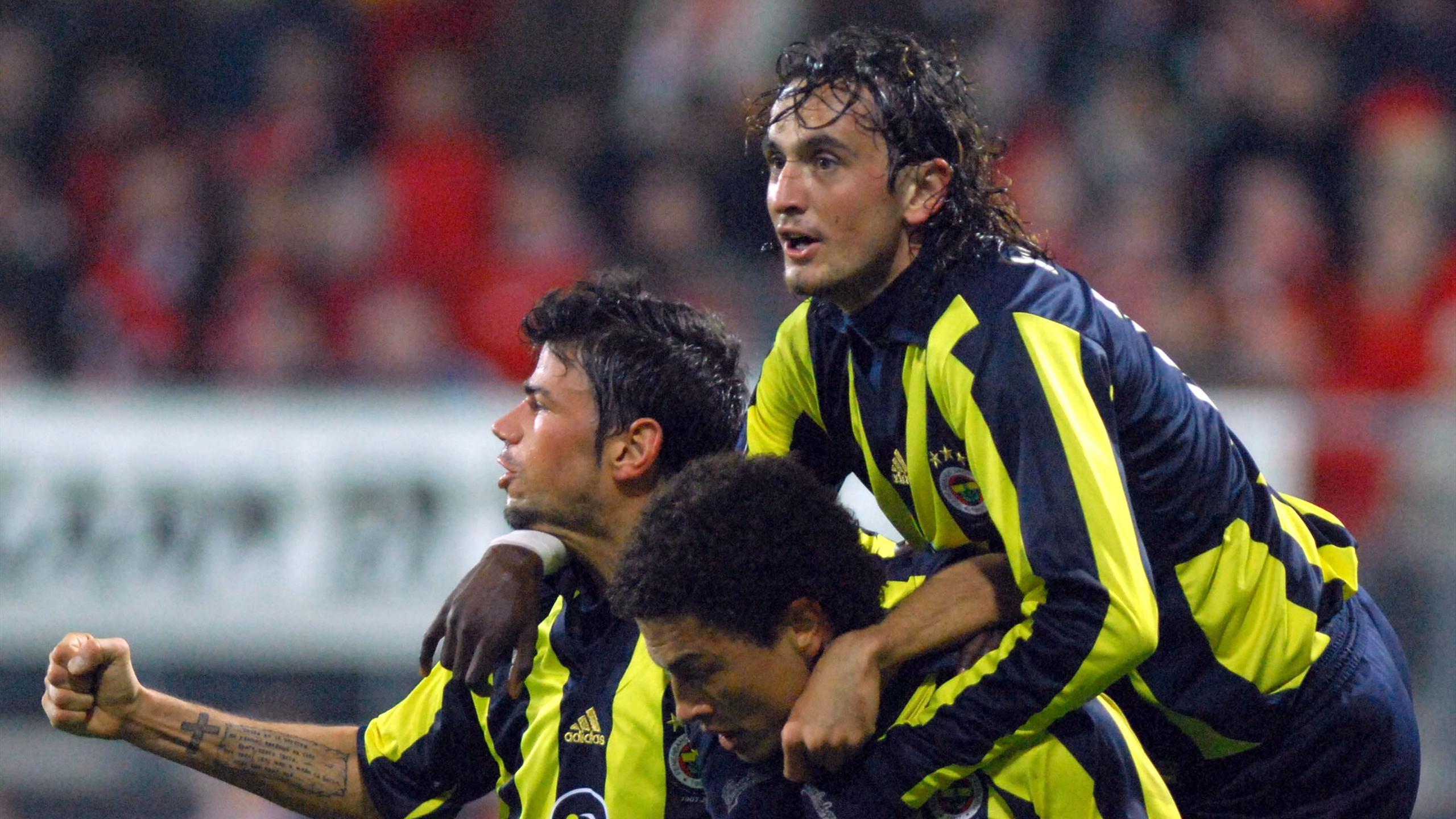 Fenerbahçe'in Kadıköy'de Galatasaray'a Yenilmediği 19 lig maçı 10