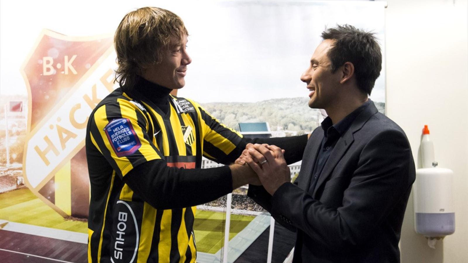 Eski Fenerbahçeli Diego Lugano Hacken'a transfer oldu