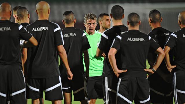Huit mois après son arrivée, Gourcuff peine à réveiller l'Algérie de son rêve brésilien