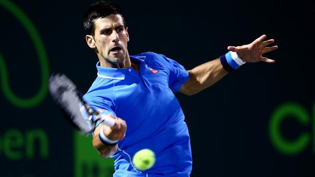 Djokovic - Darcis EN DIRECT