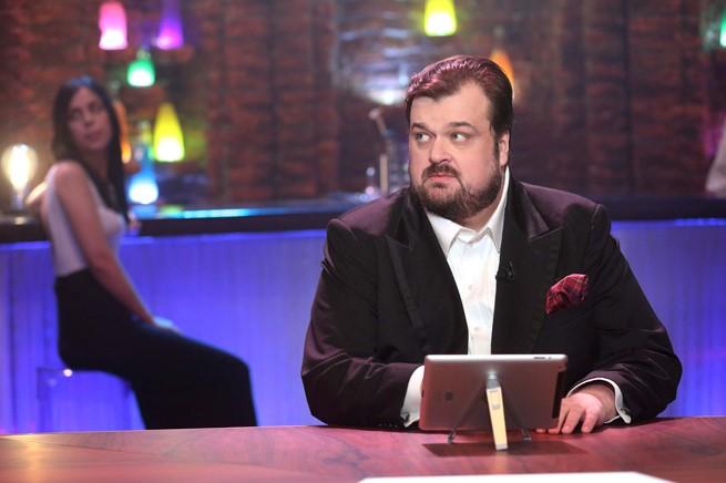 Василий Уткин, СТС