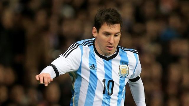 Lionel Messi Doubtful For Ecuador Friendly International