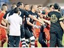الأردن يتعادل سلبيًا مع قيرغيزستان في تصفيات كأس العالم