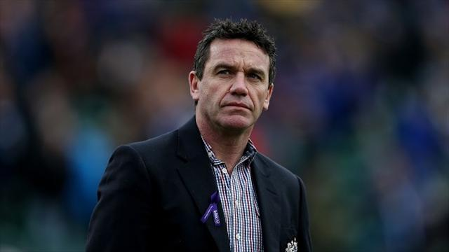 Bath boss Mike Ford: England quartet have no fear
