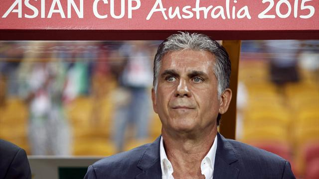 Carlos Queiroz staying on as Iran coach three weeks after quitting