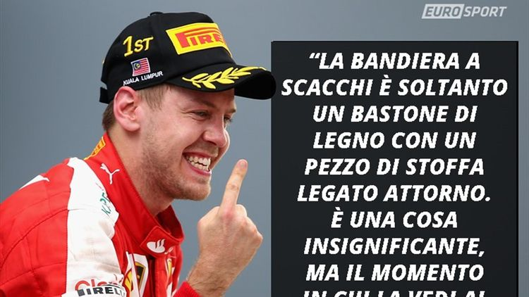 Le 10 Frasi Più Belle Di Sebastian Vettel Formula 1