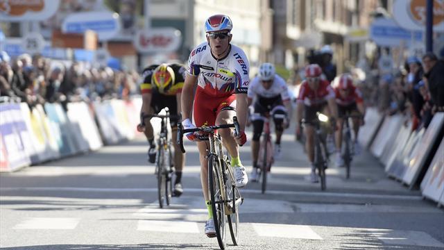 Avant le Ronde, les Trois Jours de la Panne seront marqués par l'émotion