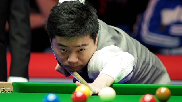 Obhájí titul na World Open domácí Ting Ťün-chuej?