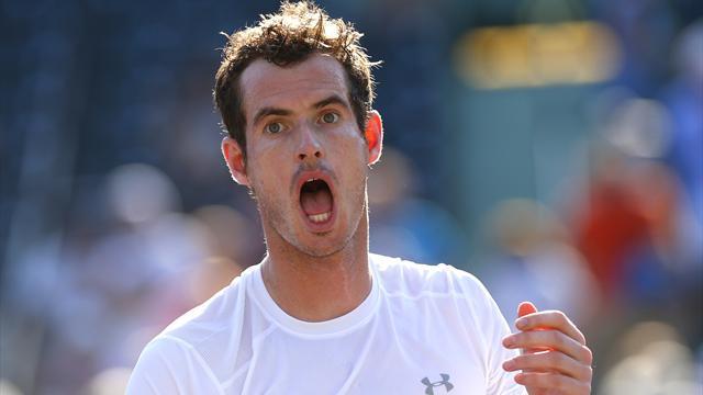 Tennis : Deux ans après, Murray va à nouveau jouer pour gagner un Masters 1000