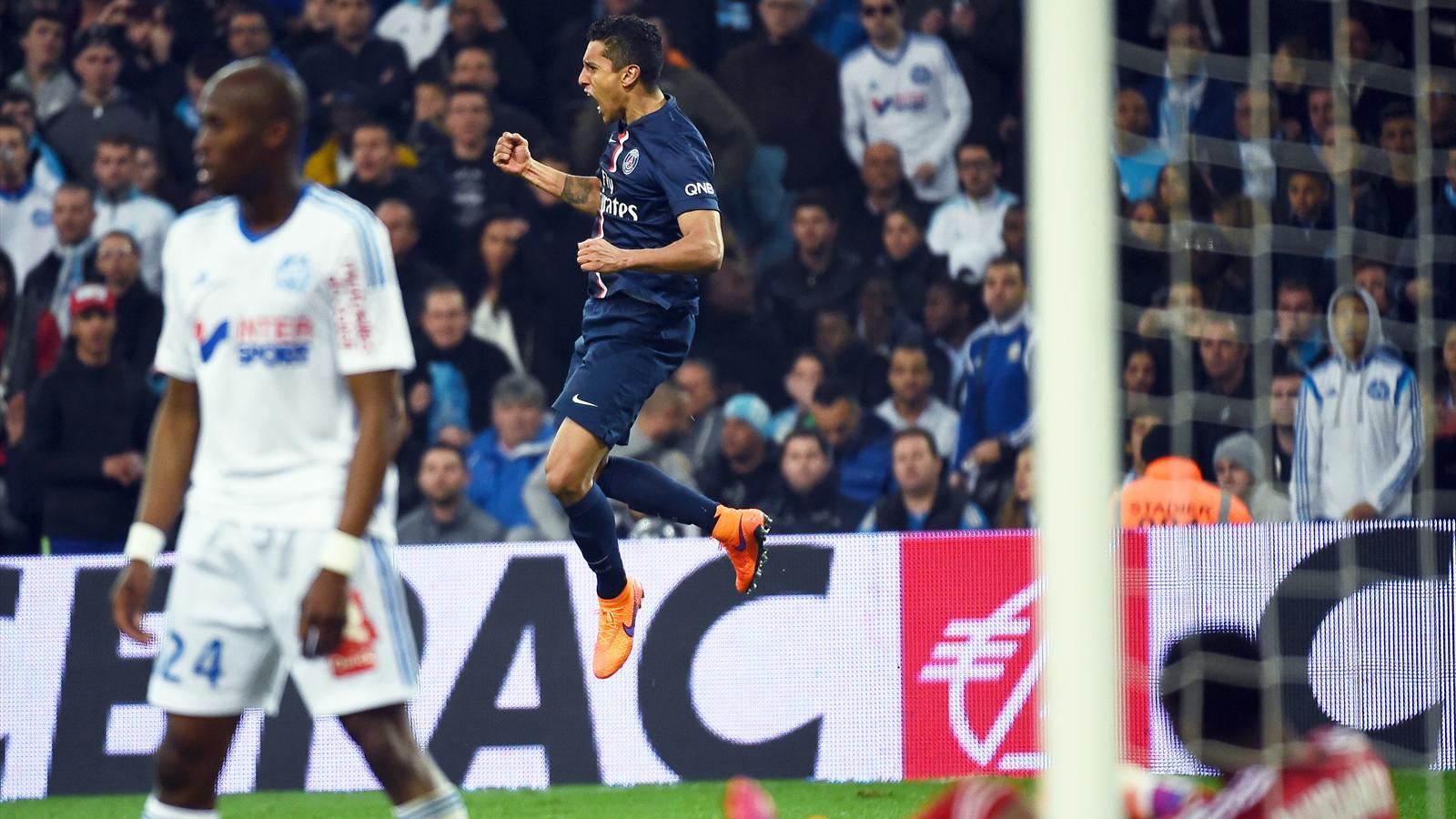 Video: Olympique Marseille vs PSG