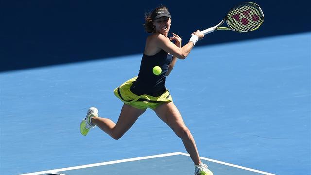 Martina Hingis 17 yıl sonra Fed Cup'ta