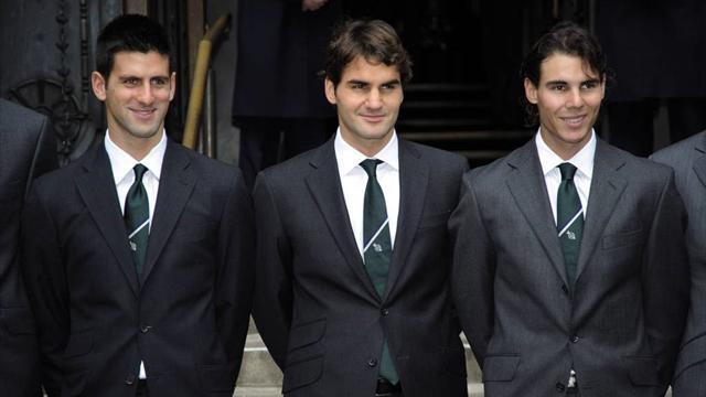 Джокович: «Финал между Федерером и Надалем – это событие, которое выходит за рамки тенниса»