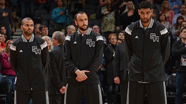 Les Spurs dans l'histoire, OKC perd la 8e place : ce qu'il faut retenir de la nuit NBA