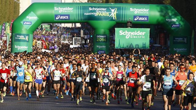 Le marathon de Paris en 10 chiffres étonnants
