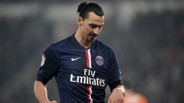 Avec 4 matches de suspension, la LFP tape fort sur Zlatan... et un peu sur Payet