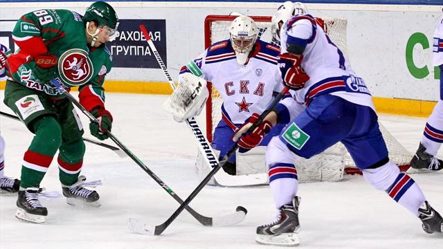 «Ак Барс» – СКА: перед матчем №1