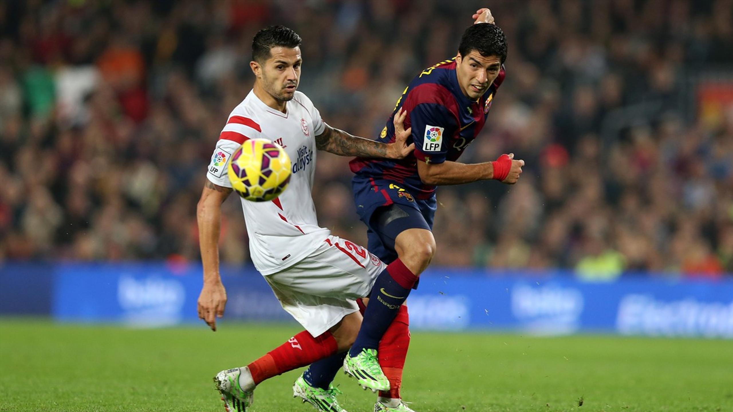 Футбол испания севилья официальный сайт