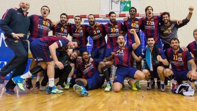 El Barcelona, campeón por quinta vez consecutiva