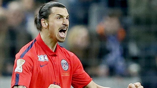 El PSG, campeón de la Copa antes de enfrentarse al Barça (0-4)