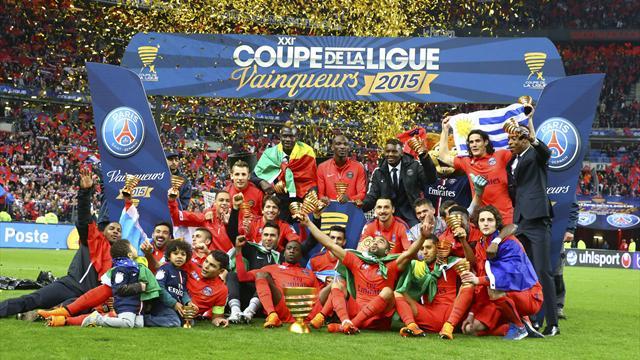 Pas de chance pour les autres équipes, le PSG ne compte pas sacrifier la Coupe de la Ligue