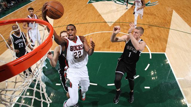 Le grand �cart de Milwaukee, le show inutile de Westbrook : ce qu'il faut retenir de la nuit