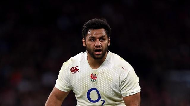 Billy Vunipola cleared to play in semi-final after being cleared of head-butt charge