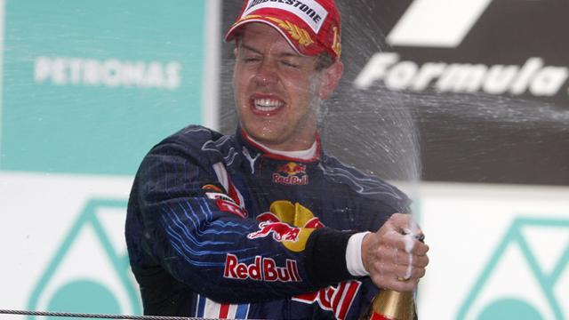 Kein Tag wie jeder andere: Vettels erster Sieg im Red Bull