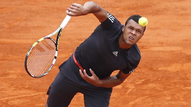 Tennis : Tsonga - Cilic EN DIRECT
