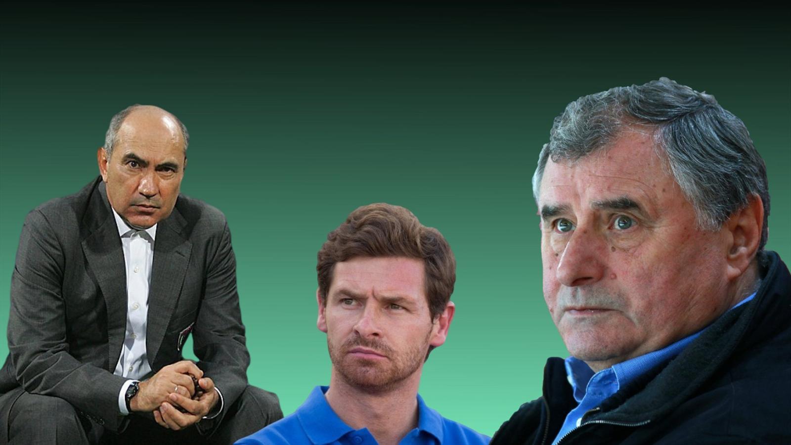 Андре Виллаш-Боаш, Леонид Кучук и еще 5 тренеров РФПЛ, которые сбегали от журналистов