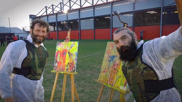 Retrouvez la web série Sans Mêlée les Pinceaux au cœur de Lyon