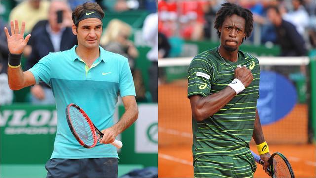 Tennis : Federer - Monfils EN DIRECT
