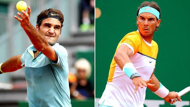 Federer et Nadal reprennent du service
