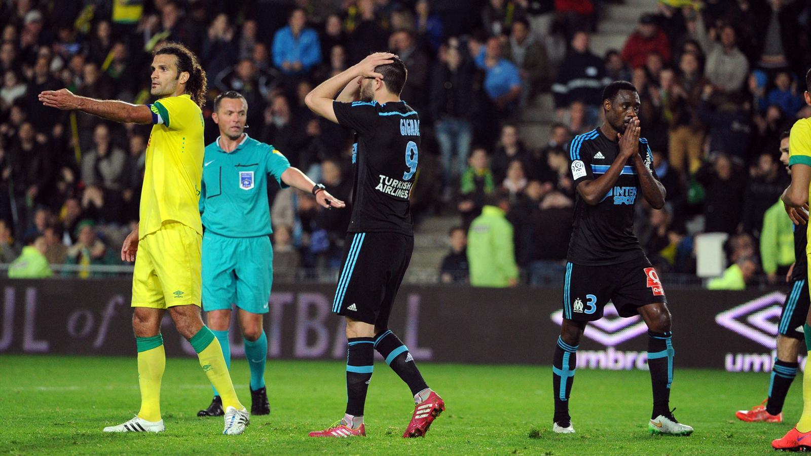 Video: Nantes vs Olympique Marseille