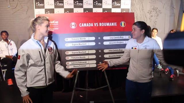 Bouchard refuse encore de serrer la main de son adversaire (et elle a ses raisons)