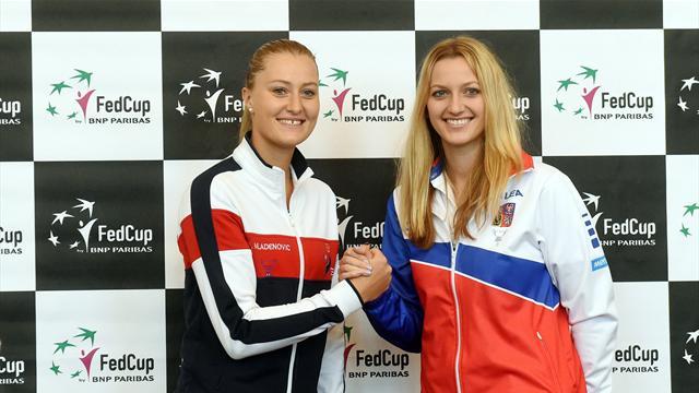 Mladenovic - Kvitova EN DIRECT