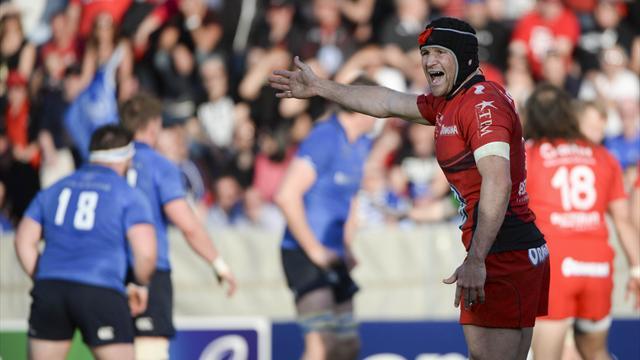Le Leinster, nouvel obstacle sur la route vers l'Histoire pour Toulon