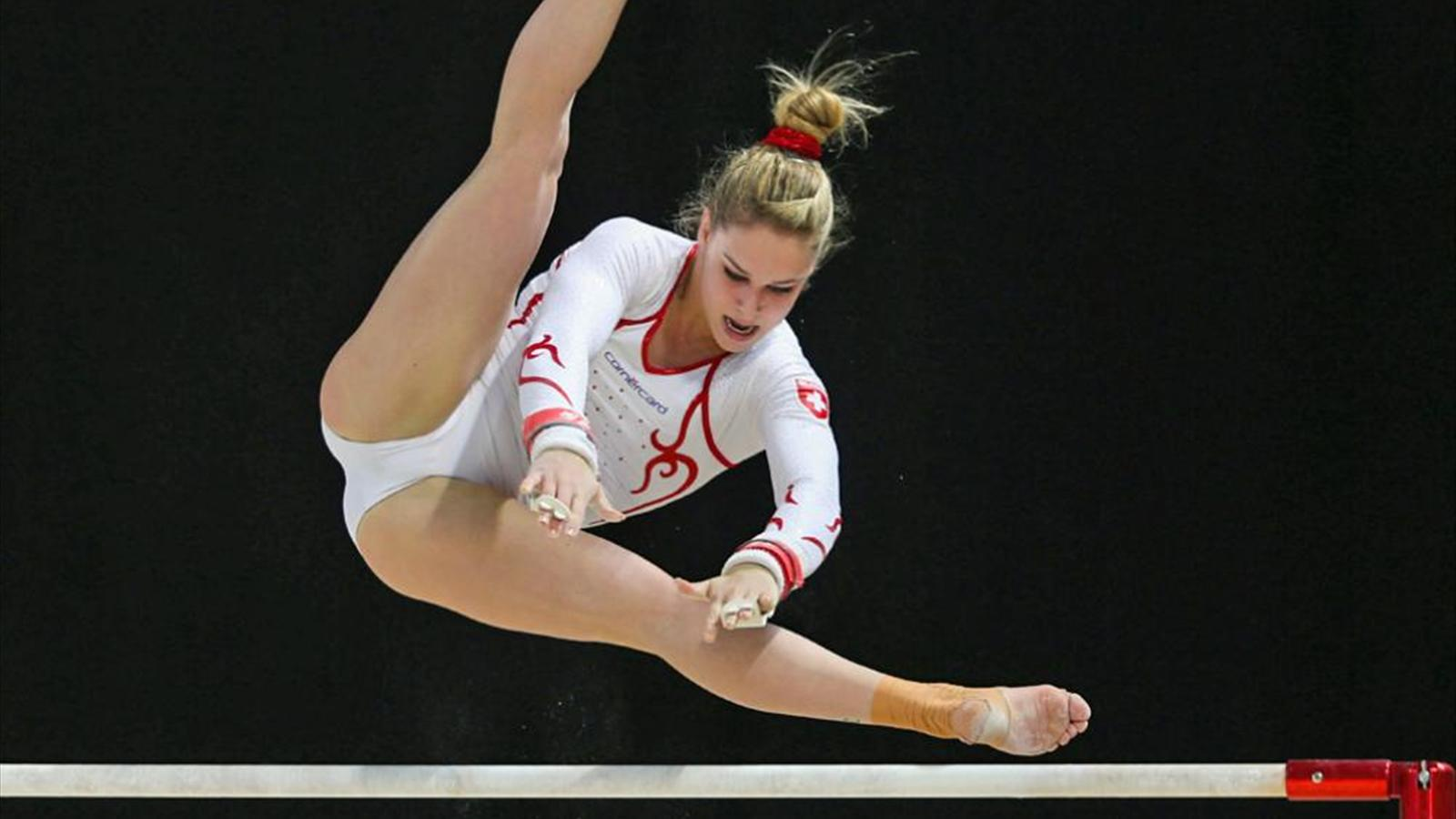 Rio 2016: Kunstturnerinnnen gelingt starke Generalprobe für Olympische Spiele - Rio 2016 ...