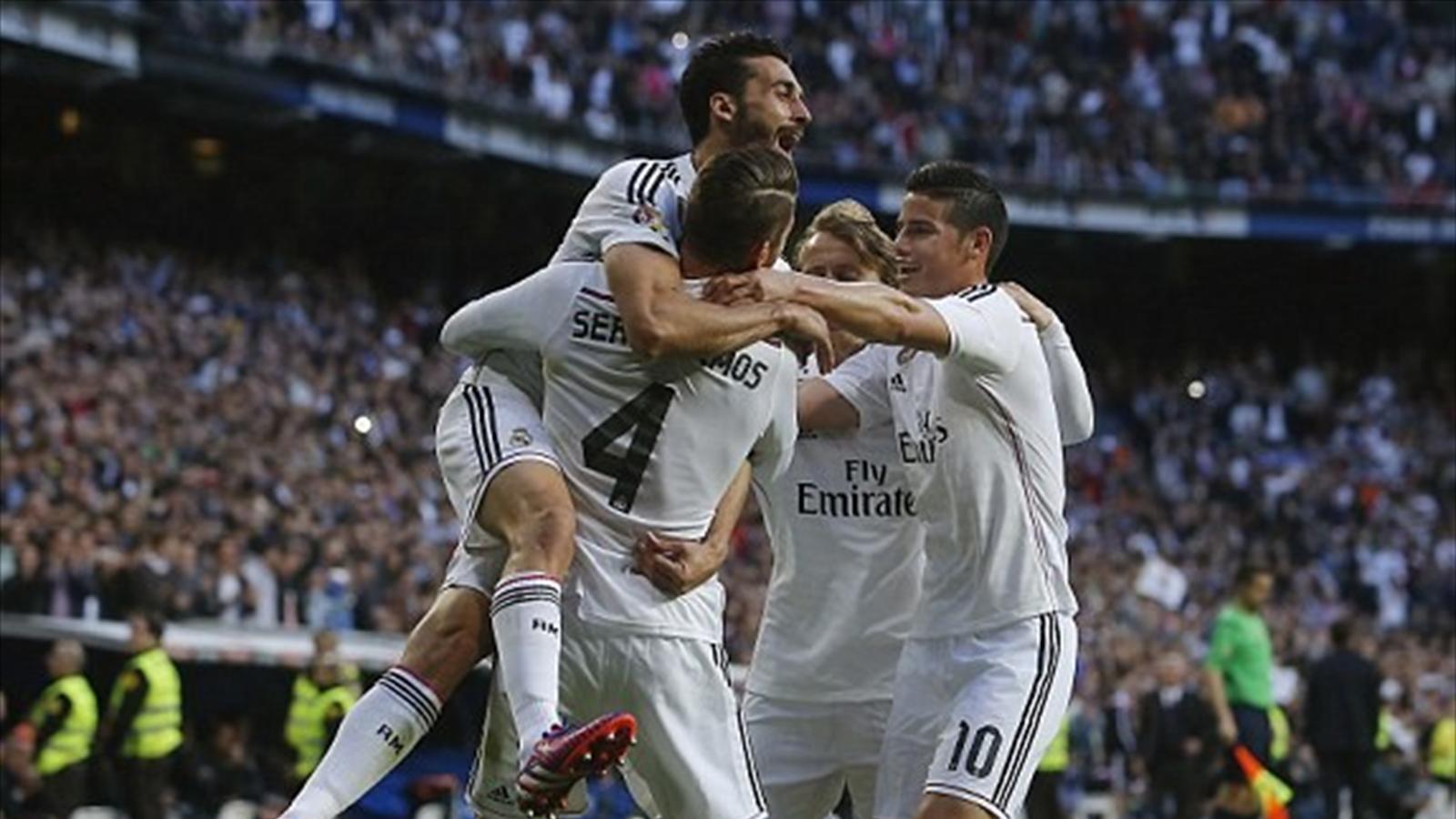 ريال مدريد يختبر جاهزيته
