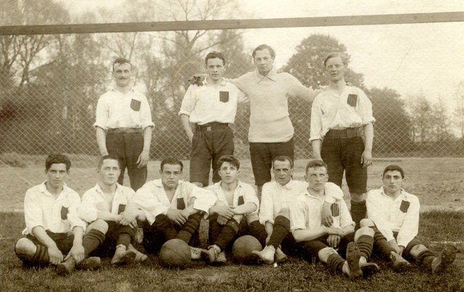 «Карлсруэ», 1909 год