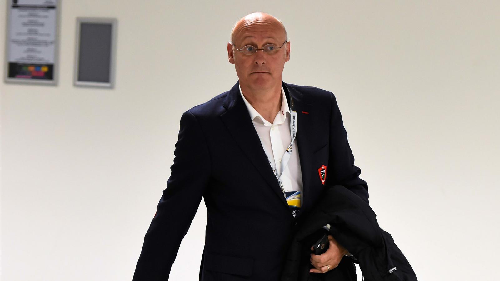 Bernard Laporte, le manager de Toulon