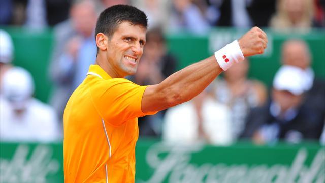 Imperturbable, Djokovic poursuit sa moisson historique