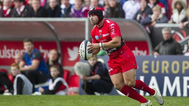 Halfpenny revels in Toulon success