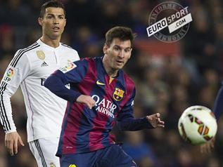 Ronaldo: 50; Messi: 400!-Labdarúgás