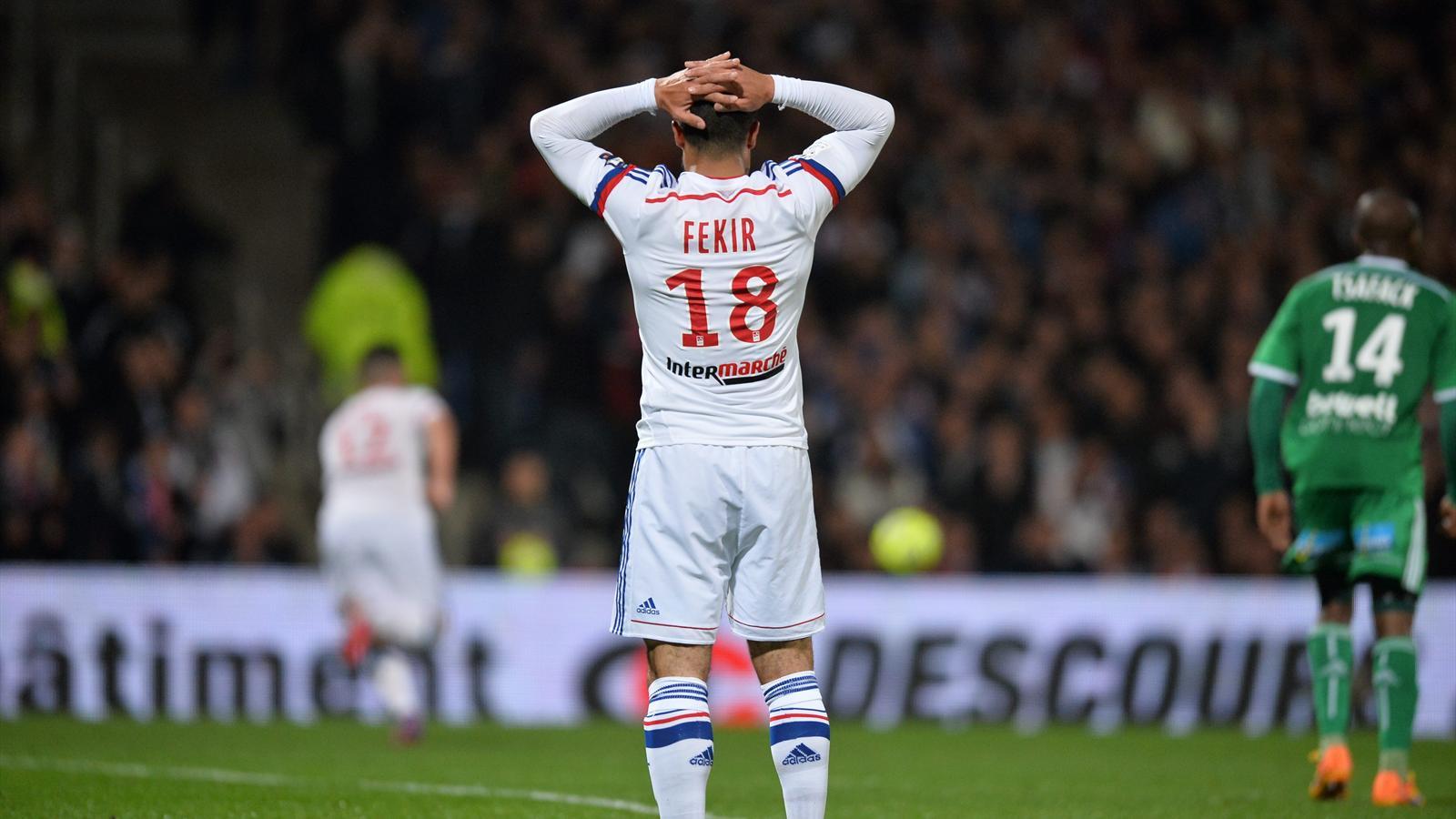 Video: Olympique Lyon vs Saint-Etienne