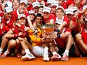 Djoko, Roger, Rafa és Berdych Monte-Carlo után -Tenisz