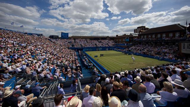 Tennis : La Grande-Bretagne choisit le Queen's pour d�fier les Bleus