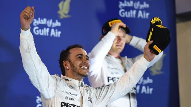 Pour Wolff, il est crucial de conserver Hamilton car 'Ferrari revient tr�s fort'