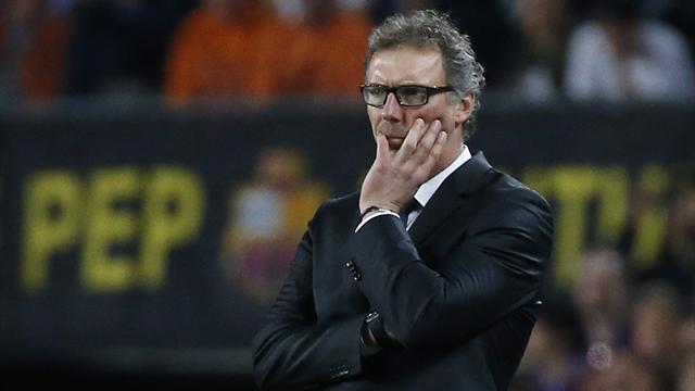 Blanc regrette une mise à l'écart du PSG «un peu brutale»