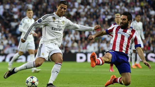 ريال مدريد يفك لعنة اتلتيكو ويعبر الى مربع الكبار-كرة القدم-دوري أبطال أوروبا