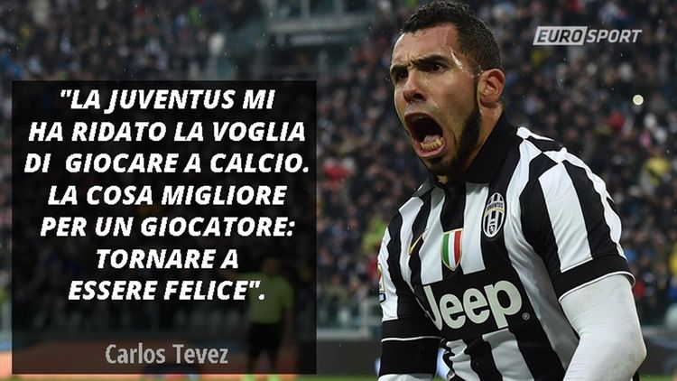 Le 12 Frasi Più Belle Di Carlos Tevez Champions League